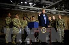 Nhà Trắng thúc đẩy kế hoạch thành lập Lực lượng Vũ trụ Mỹ