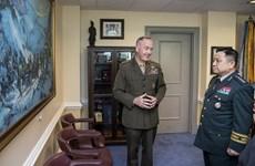 Mỹ-Hàn Quốc đối thoại quân sự cấp cao tại Washington