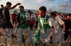 Đụng độ với binh sĩ Israel ở Bờ Tây, 5 người Palestine thiệt mạng