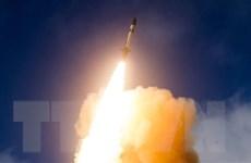 Mỹ thử thành công hệ thống đánh chặn tên lửa ở ngoài khơi Hawaii