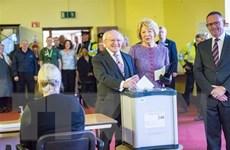 Ireland: Tổng thống 77 tuổi Michael Higgins tái đắc cử nhiệm kỳ thứ 2
