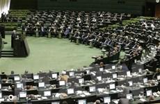 Iran tiến hành cải tổ nội các đối phó lệnh trừng phạt mới của Mỹ