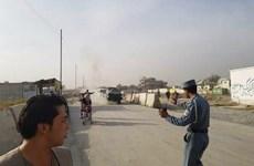 Đánh bom liều chết trước trụ sở ủy ban bầu cử Afghanistan