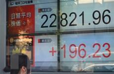 Thị trường chứng khoán châu Á khởi động tuần mới với đà tăng
