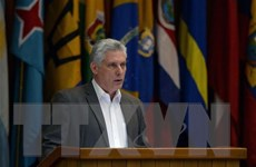Chủ tịch Hội đồng Nhà nước Cuba sẽ thăm chính thức Việt Nam