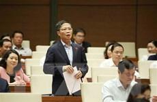 Họp Quốc hội: Không có lợi ích nhóm trong xử lý các dự án kém hiệu quả