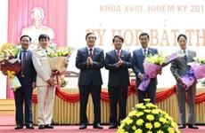 Bầu bổ sung Phó Chủ tịch Ủy ban Nhân dân tỉnh Phú Thọ