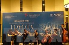 Đêm nhạc cổ điển Toyota 2018: Âm nhạc lay chuyển cuộc sống