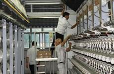 Nhà máy xơ sợi Đình Vũ chuẩn bị chạy 10 dây chuyền sản xuất