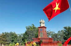 Khánh thành Đài hữu nghị Việt Nam-Campuchia tại tỉnh Ratanakiri