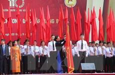 Chủ tịch Quốc hội Nguyễn Thị Kim Ngân dự kỷ niệm 110 năm Trường Bưởi