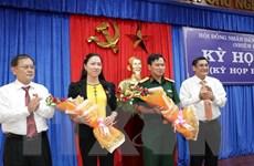 Bầu bổ sung Phó Chủ tịch Hội đồng nhân dân tỉnh Bến Tre