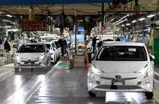 Lợi nhuận ròng của Toyota tăng 16% trong nửa đầu tài khóa 2018-2019