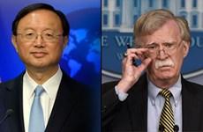 Trung Quốc và Mỹ bày tỏ thiện chí tăng cường liên lạc, hợp tác