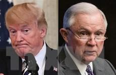 Bộ trưởng Tư pháp Mỹ từ chức theo yêu cầu của Tổng thống Trump