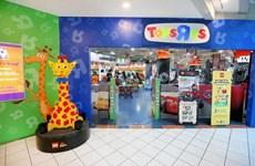 Nhà bán lẻ đồ chơi Toys 'R' Us tiếp tục duy trì hoạt động tại châu Á