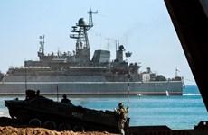 Nga lo ngại Ukraine gây căng thẳng tình hình tại biển Azov