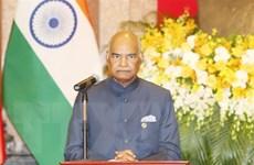 Tổng thống Ấn Độ bắt đầu thăm chính thức Australia