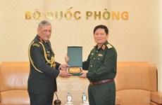 Bộ Quốc phòng Việt Nam - Ấn Độ duy trì các cơ chế hợp tác hiện có