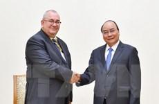 Quan hệ Việt Nam-Bỉ có những bước phát triển tốt đẹp về mọi mặt