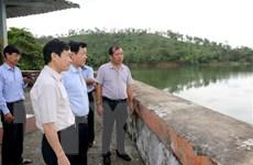 Bình Thuận kiểm tra đảm bảo an toàn các hồ chứa trước bão số 9
