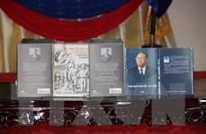Ra mắt cuốn hồi ký của Chủ tịch Quốc hội Campuchia Samdech Heng Samrin