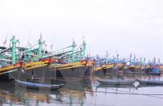 Bình Thuận giải tỏa lệnh cấm tàu và phòng chống lũ sau bão