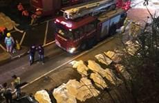 Tai nạn thảm khốc tại Hong Kong, gần 40 người thương vong