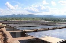 Gia Lai khánh thành Nhà máy điện Mặt Trời Krông Pa hơn 1.400 tỷ đồng
