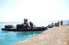 Ai Cập và Pháp tiến hành tập trận hải quân chung ở Biển Đỏ