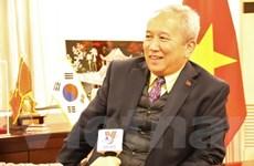 Quan hệ Việt Nam-Hàn Quốc phát triển mạnh mẽ trên nhiều lĩnh vực