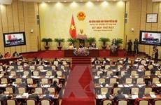 Khai mạc kỳ họp thứ 7 Hội đồng Nhân dân thành phố Hà Nội