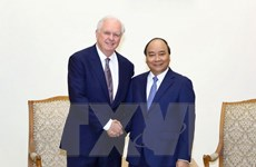 Giáo dục luôn là ưu tiên trong quan hệ hợp tác Việt Nam-Hoa Kỳ