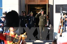 Tổng thống Mỹ điều chỉnh nhân sự Hội đồng Tham mưu trưởng Liên quân