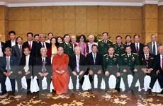 Thúc đẩy giao lưu nhân dân hai nước Việt Nam-Campuchia