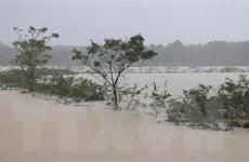 Lại có thêm người chết và mất tích do mưa lũ tại miền Trung