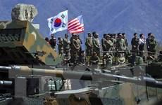 Hàn Quốc, Mỹ tiếp tục đàm phán về chia sẻ chi phí quốc phòng