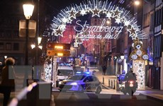 Đức điều tra đối tượng gọi điện cho thủ phạm vụ xả súng ở Strasbourg