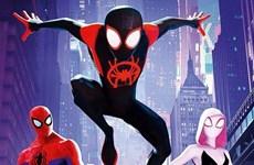 Phim hoạt hình về Spider-Man thắng lớn trước khi Aquaman ra rạp