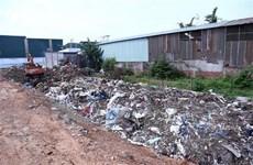 Giám sát việc quản lý và xử lý chất thải công nghiệp tại Đồng Nai