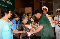 TP.HCM tổ chức lễ truy tặng danh hiệu Bà mẹ Việt Nam Anh hùng