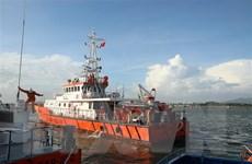 Tàu cá gặp nạn tại Vũng Tàu: Đưa thi thể thuyền viên cuối cùng về đất