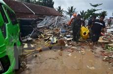 Điện thăm hỏi nhân dân Indonesia thiệt hại do sóng thần