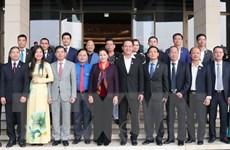 Chủ tịch Quốc hội Nguyễn Thị Kim Ngân gặp mặt đại diện doanh nhân trẻ
