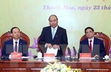 Thủ tướng: Thanh Hóa cần nỗ lực vươn lên tự chủ ngân sách