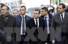 Thực tế khó khăn mới đối với Tổng thống Pháp Emmanuel Macron