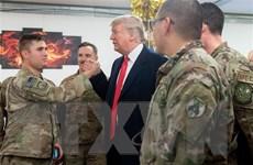Ông Trump bất ngờ thăm Iraq, cuộc gặp cấp cao Mỹ-Iraq bị hủy bỏ
