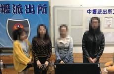 Vụ 152 khách bỏ trốn tại Đài Loan: 17 người bị tạm giữ để điều tra