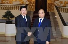 Thủ tướng Lào sẽ đồng chủ trì Kỳ họp 41 Ủy ban Liên Chính phủ Việt-Lào