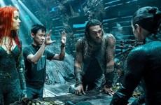 Aquaman trở thành phim siêu anh hùng thành công nhất của DC